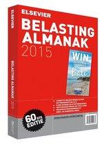 Elsevier belasting almanak / 2015