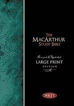 MacArthur Study Bible-NKJV-Large Print