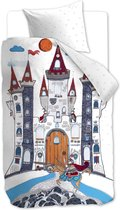 BH KIDS Dragon Castle Grey 140x200/220