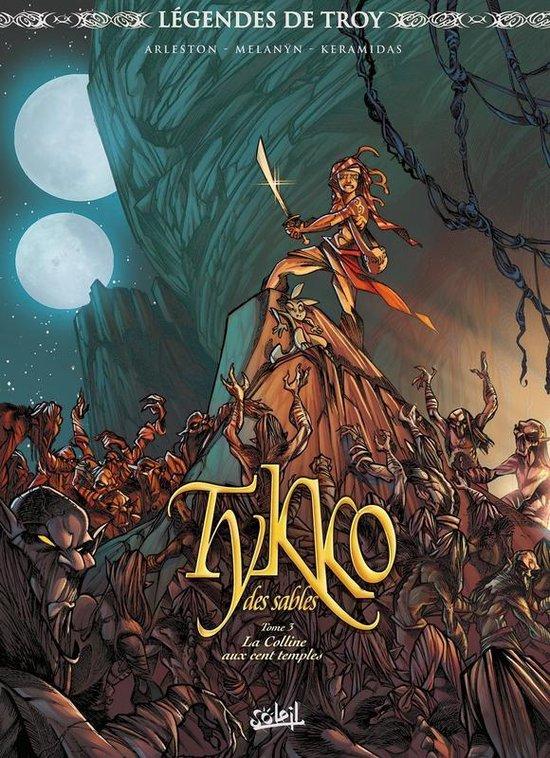 Tykko legenden van troy 03. de honderd tempels - Melanyn pdf epub