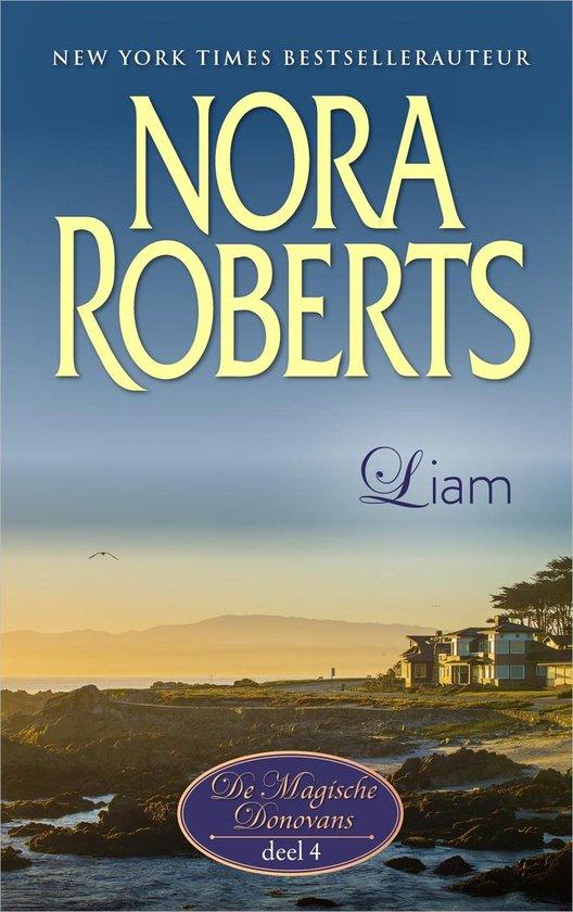 De Magische Donovans 4 - Liam - Nora Roberts |