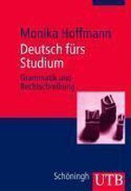Deutsch fürs Studium
