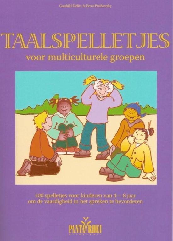 Taalspelletjes voor multiculturele groepen - G. Delitz  