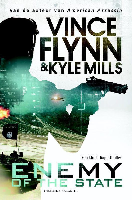 Enemy of the state - Vince Flynn |