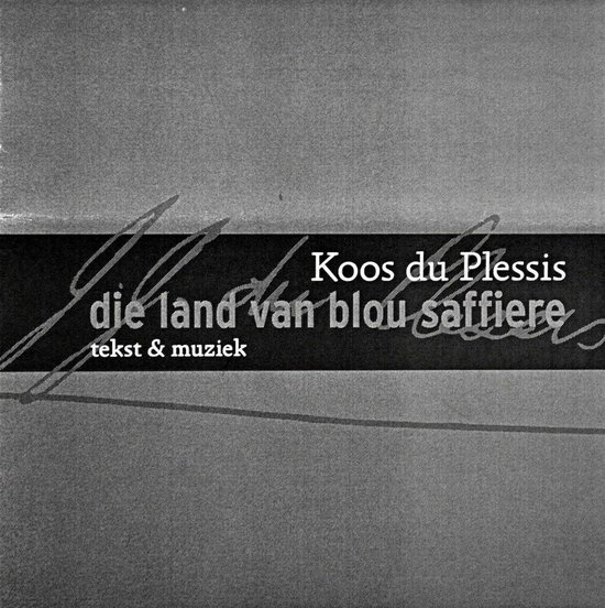 Die Land Van Blou Saffiere