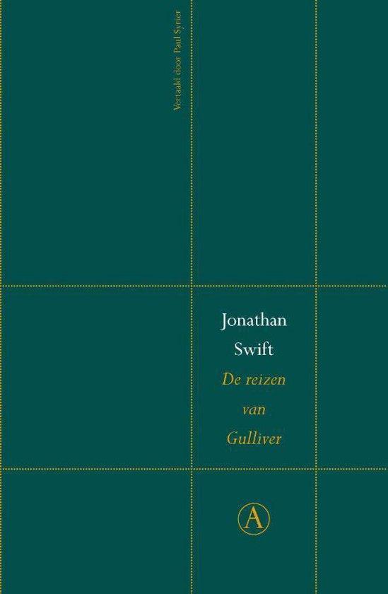 De reizen van Gulliver - Jonathan Swift |