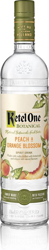 Ketel One Botanical Peach Orange - 70 cl
