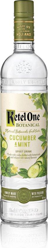Ketel One Botanical Cucumber Mint - 70 cl