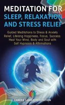 Meditation for Sleep, Relaxation, and Stress Relief
