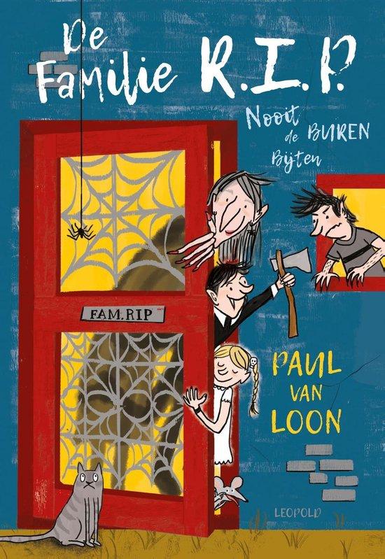 De familie R.I.P. - Paul van Loon pdf epub