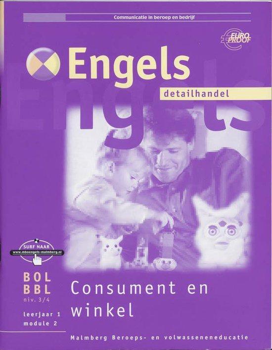 Engels Consument en winkel - none |