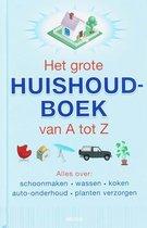 Het Grote Huishoudboek Van A Tot Z