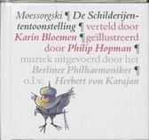 Boek cover De Schilderijententoonstelling van Berliner Philharmoniker (Onbekend)