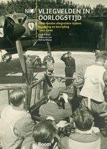 Boek cover Vliegvelden in oorlogstijd van Peter Grimm (Hardcover)