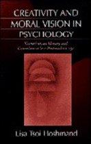 Boek cover Creativity and Moral Vision in Psychology van Lisa Tsoi Hoshmand
