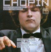 Chopin: Piano Concerto No.1 - Works For Piano Solo