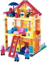 BIG Bloxx Peppa Pig Peppa's Huis - Constructiespeelgoed