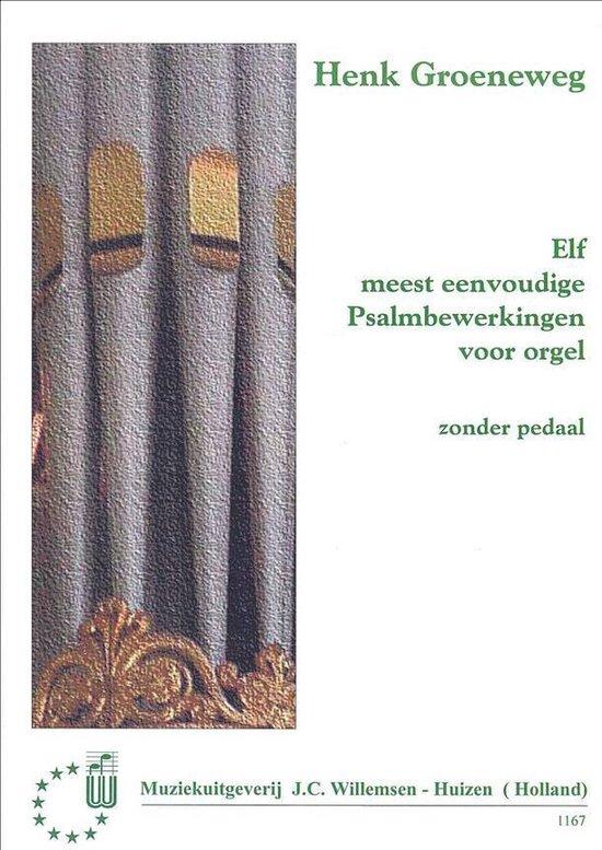 Meest Eenvoudige Psalmbewerkingen - H. Groeneweg pdf epub