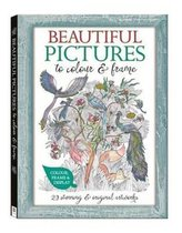Beautiful Pictures to Colour and Frame