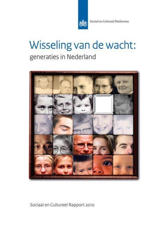 Wisseling van de wacht: generaties in Nederland - Paul Schnabel pdf epub