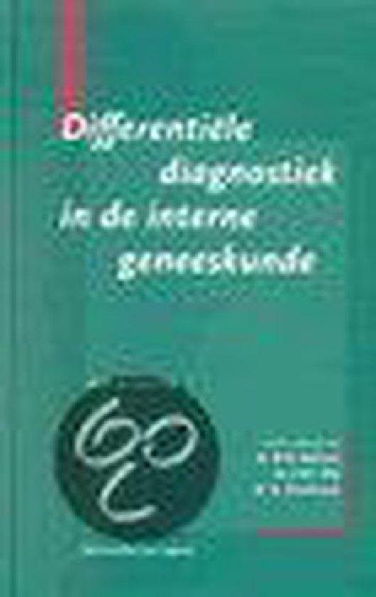 Differentiele diagnostiek in de interne geneeskunde - none  