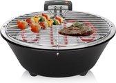 Tristar BQ-2884 Elektrische barbecue - 30 cm - 1250W