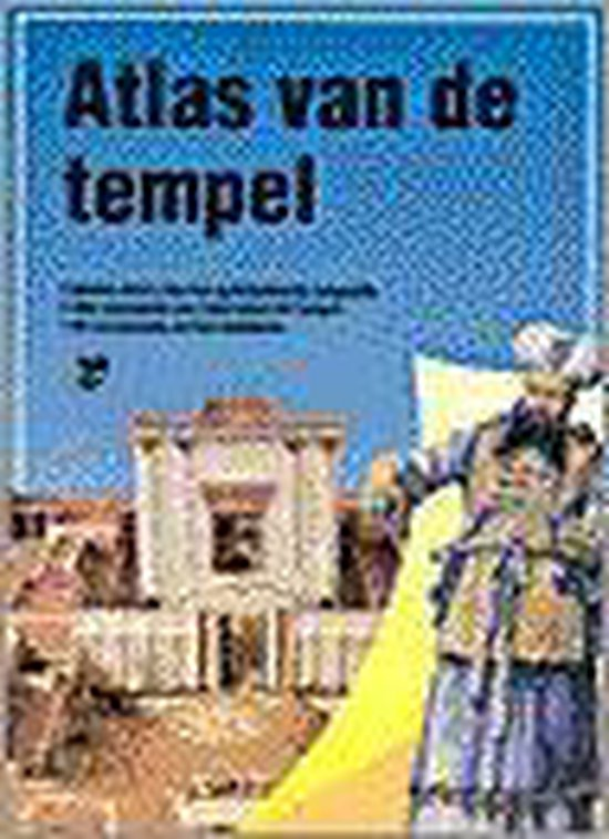 Atlas van de tempel - Robert Backhouse |