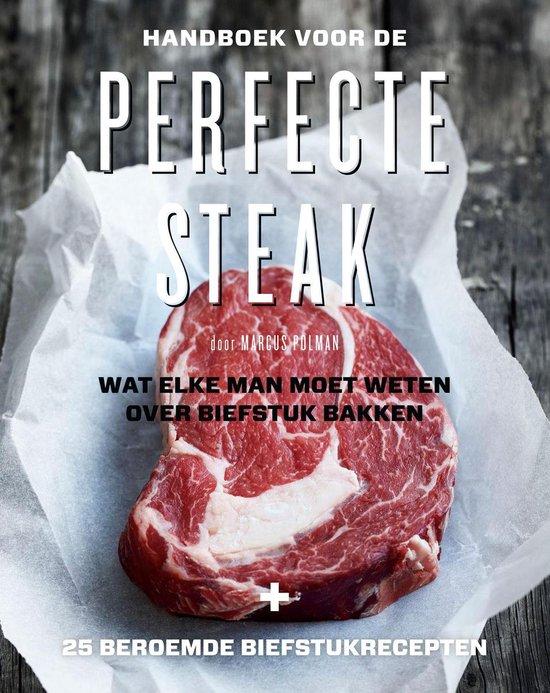Handboek voor de perfecte steak - Marcus Polman |