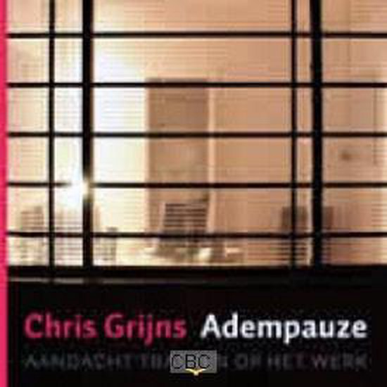 Adempauze + CD - Chris Grijns pdf epub