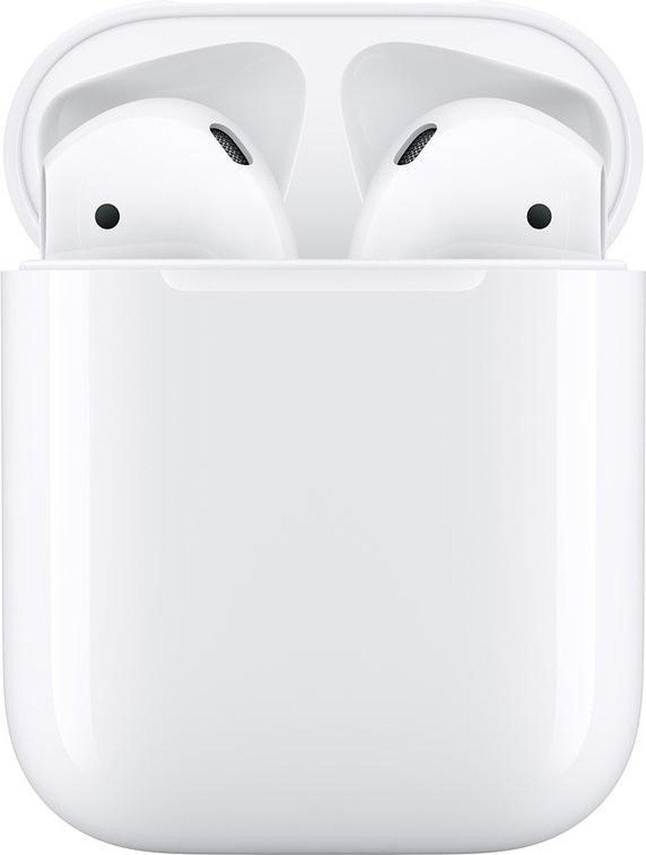 Apple AirPods 2 - Met oplaadcase - Wit - Apple