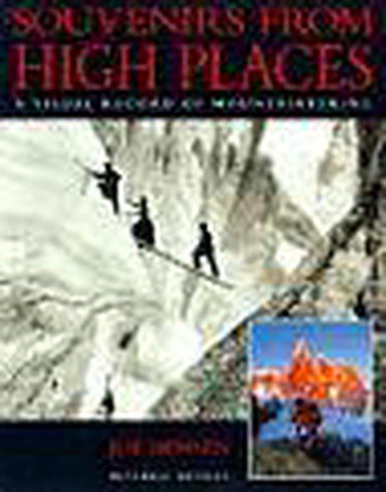 Souvenirs high places, bensen (hb/e) [o/p]