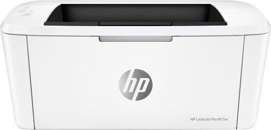 HP LaserJet Pro M15w - Zwart/Wit Laserprinter