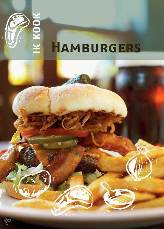 HamburgersIk Kook - Onbekend  