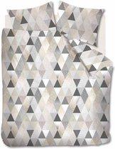 Beddinghouse Saba Dekbedovertrek - Zand - eenpersoons - 140x200/220 cm