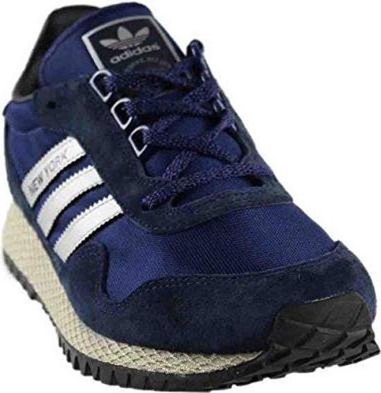 bol.com | Adidas Sneakers New York Dames Blauw Maat 38