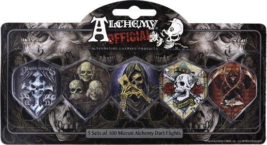 Afbeelding van het spel ABC Darts - Alchemy dart flights 5 sets