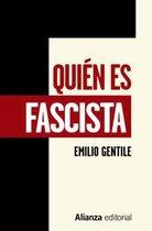 Quién es fascista