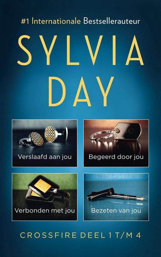 Crossfire 1 t/m 4 - Crossfire omnibus 2 - Sylvia Day | Fthsonline.com