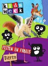 Kidsweek  -   Feiten en fabels - dieren