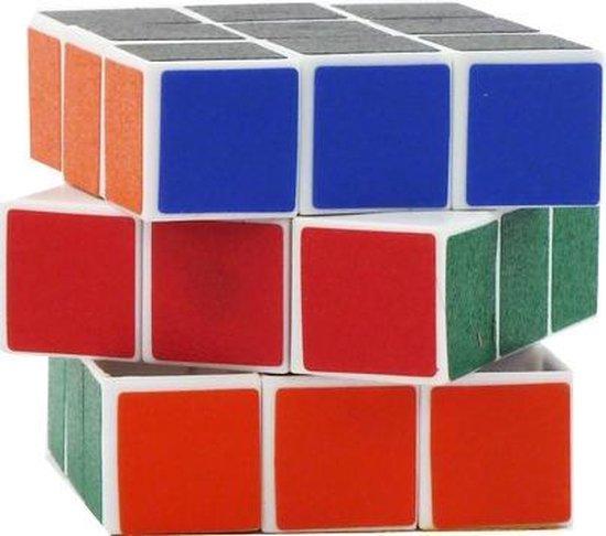 Afbeelding van het spel Puzzel Kubus 5,5cm