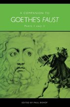 A Companion to Goethes Faust - Parts I and II