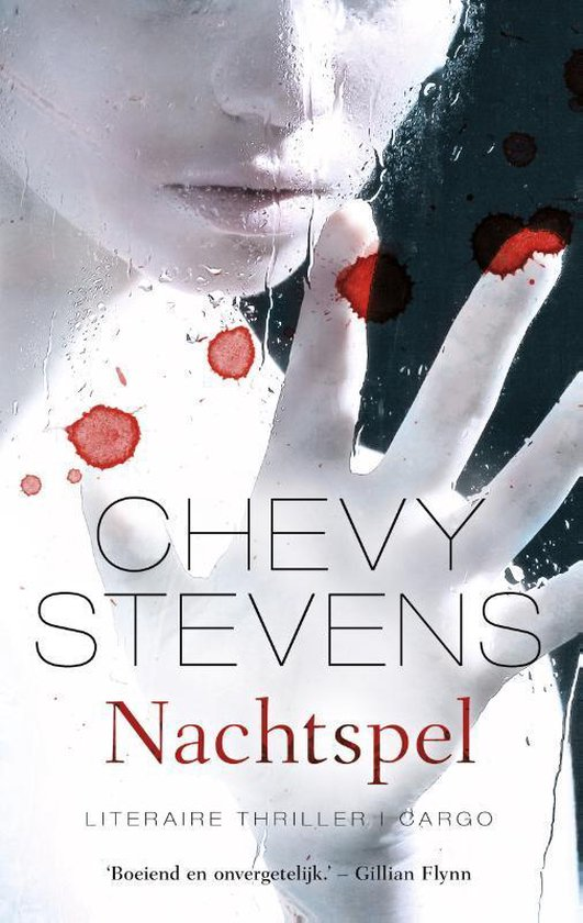 Nachtspel - Chevy Stevens  