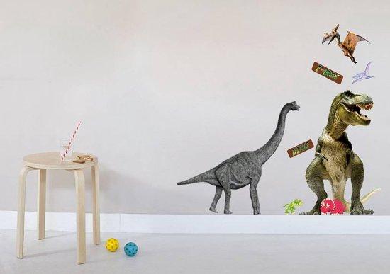 Muursticker Dinosaurussen - T-Rex - 100 x 68 cm