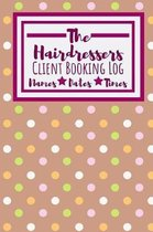 The Hairdressers Client Booking Log