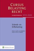 Cursus Belastingrecht  -  Schenk- en Erfbelasting 2019-2020