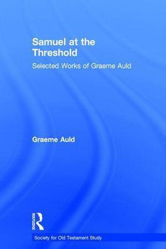 Boek cover Samuel at the Threshold van Graeme Auld (Hardcover)