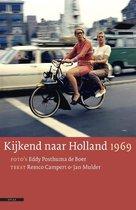 Boek cover Kijkend naar Holland 1969 van Remco Campert
