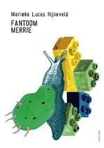 Boek cover Fantoommerrie van Marieke Lucas Rijneveld (Paperback)