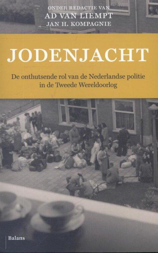 Jodenjacht - Ad van Liempt |