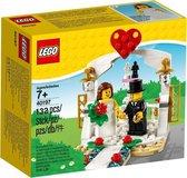 LEGO® Huwelijksbedankjesset - 40197